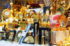 Vergoldete Toledo-Andenken Lizenzfreies Stockfoto