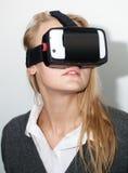 Vergrößertes Wirklichkeitsgerät für Mobiles Lizenzfreies Stockbild