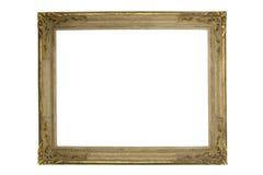 Verguld frame Royalty-vrije Stock Foto's