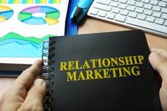 Verhältnis-Marketing Stockbilder
