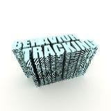 Verhalten-Gleichlauf stock abbildung