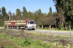 Verhandelt voor landelijke routes Royalty-vrije Stock Fotografie