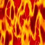 Verheerendes Feuer Lizenzfreie Stockbilder