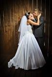 Verheiratetes Paar Stockfotografie