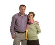 Verheiratetes Paar Lizenzfreies Stockfoto