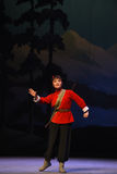 "Verheug me op Opera blik-Peking die Tiger Montain By Strategyâ €  ""Taking Royalty-vrije Stock Fotografie"