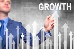 Verhoging classificatie of het rangschikken, evaluatie en classificatie concep Stock Afbeelding
