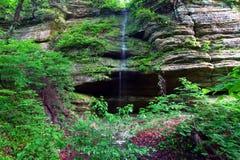Verhungerter Felsen-Nationalpark Stockbild