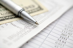 Verific o balanço imagem de stock royalty free