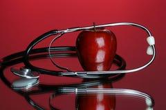Verificación de la salud foto de archivo libre de regalías
