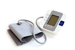 Verificación de presión arterial Imágenes de archivo libres de regalías