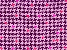 Verificaciones de varios colores de de poule Imagen de archivo