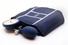 Verificador da pressão sanguínea Imagens de Stock