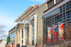 The Verizon Center Royalty Free Stock Images