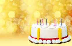 Verjaardag Stock Foto's