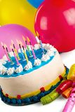 Verjaardag Royalty-vrije Stock Foto