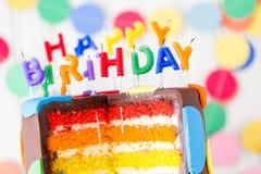 Verjaardagspartij Royalty-vrije Stock Fotografie