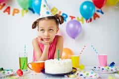 Verjaardagswens royalty-vrije stock foto's