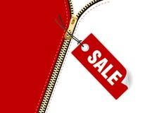 Verkäufe und Rabattkonzept Lizenzfreie Stockfotos