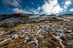 Överkant av den Kosciuszko nationalparken Royaltyfri Fotografi