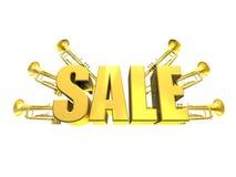Verkauf Lizenzfreie Stockfotos