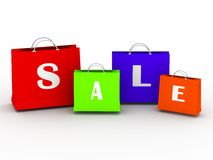 Verkauf Lizenzfreie Stockbilder