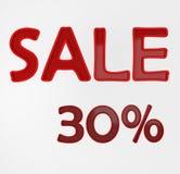 Verkauf 30% Stockfotografie