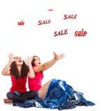 Verkauf stockfotos