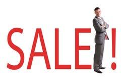 Verkauf! Lizenzfreie Stockfotografie