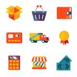 Verkauf der Ikonen Lizenzfreie Stockfotos