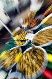 Verkauf der Oliven lizenzfreie stockfotos