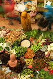 Verkauf des Gemüses Lizenzfreie Stockbilder
