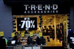 70% VERKAUF DISOCUNT AM TENDENZ-ZUBEHÖR Lizenzfreie Stockfotografie