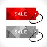 Verkauf - Tag Lizenzfreies Stockfoto