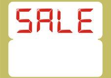 Verkauf (Vektor) Lizenzfreie Stockfotos