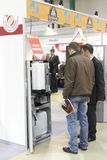 Verkaufausstellung 23.-25. März 201 des International 5 Stockfotografie