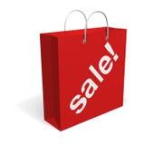 Verkaufs-Beutel Stockbild