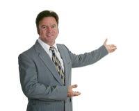 Verkaufs-Darstellung Lizenzfreies Stockfoto