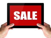 Verkaufs-Zeit Stockfotografie