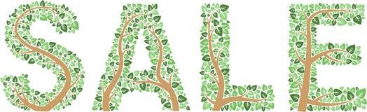 Verkaufsbaum stock abbildung