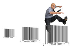 Verkaufskonkurrenz Stockfotografie