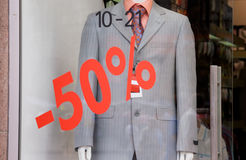 Verkaufskonzept Stockfoto