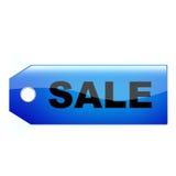 Verkaufsmarke Lizenzfreie Stockbilder