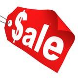 Verkaufsmarke lizenzfreie abbildung