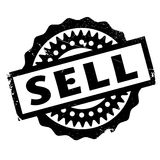 Verkaufsstempel Lizenzfreie Stockfotos
