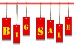 Verkaufstag Lizenzfreies Stockfoto