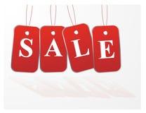 Verkaufsumbau Lizenzfreie Stockbilder