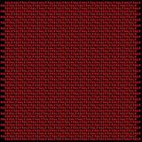 Verkaufswand hergestellt von den kleinen roten Verkäufen lizenzfreie abbildung