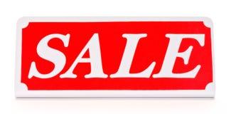Verkaufszeichen Stockbilder