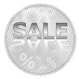 Verkaufszeichenfahne Lizenzfreie Stockfotos